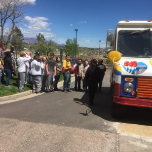 Church Event Ice Cream Truck in Colorado Springs