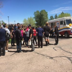 Serving Colorado Springs - Ice Cream Truck