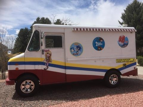 Ice Cream Truck in Colorado Springs