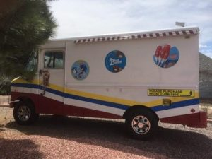 Our Ice Cream Truck in Colorado