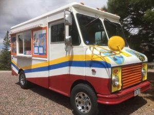 Ice Cream Truck Birthday Party Ideas